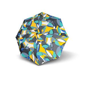 paraguas plegable con protección solar